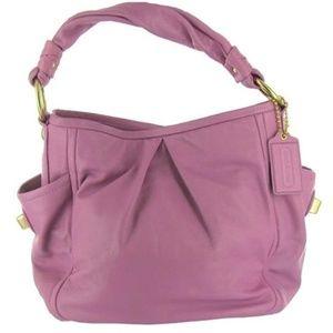Coach Parker  13412 Dusty Rose Large Hobo bag